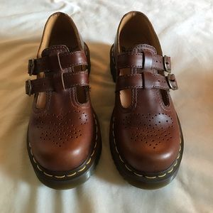 Dr. Martens Mary Jane shoes NWOB